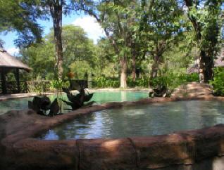 Swimming Pool at Natural Mystic